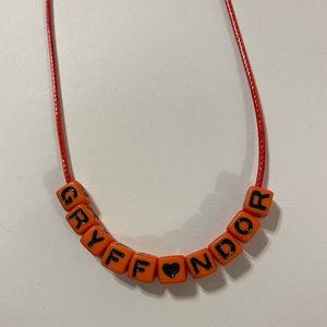 Jewelry - Gryffindor Harry Potter necklace